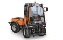 Универсальный трактор Holder C 70.